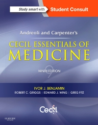 cover image - Andreoli and Carpenter's Cecil Essentials of Medicine,9th Edition