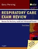 cover image - Evolve Exam Review for Respiratory Care Exam Review,3rd Edition