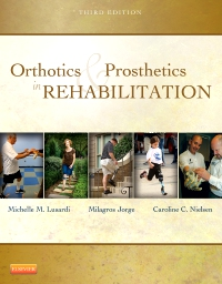 cover image - Orthotics and Prosthetics in Rehabilitation,3rd Edition