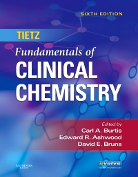 cover image - Tietz Fundamentals of Clinical Chemistry - Elsevier eBook on VitalSource,6th Edition