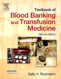 cover image - Textbook of Blood Banking and Transfusion Medicine - Elsevier eBook on VitalSource,2nd Edition