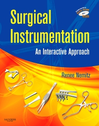 cover image - Surgical Instrumentation - Elsevier eBook on VitalSource