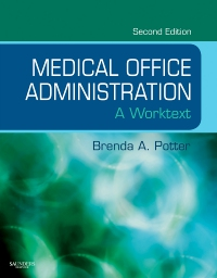 cover image - Medical Office Administration - Elsevier eBook on VitalSource,2nd Edition