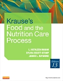 cover image - Evolve Resources for Krause's Food & the Nutrition Care Process,13th Edition