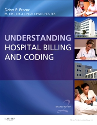 cover image - Understanding Hospital Billing and Coding - Elsevier eBook on VitalSource,2nd Edition