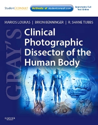 cover image - Gray's Clinical Photographic Dissector of the Human Body