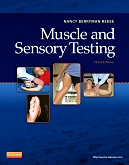 cover image - Evolve Resources for Muscle and Sensory Testing,3rd Edition