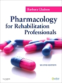 cover image - Evolve Resources for Pharmacology for Rehabilitation Professionals,2nd Edition