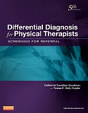 cover image - Evolve Resources for Differential Diagnosis for Physical Therapists,5th Edition