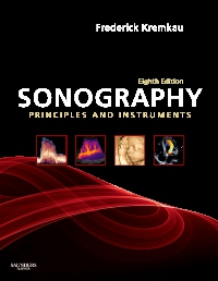 cover image - Sonography Principles and Instruments - Elsevier eBook on VitalSource,8th Edition