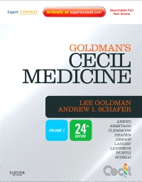 cover image - Goldman's Cecil Medicine,24th Edition