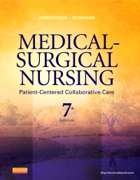 cover image - Medical-Surgical Nursing - Elsevier eBook on VitalSource,7th Edition