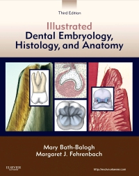 cover image - Illustrated Dental Embryology, Histology, and Anatomy - Elsevier eBook on VitalSource,3rd Edition