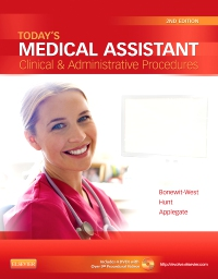 cover image - Today's Medical Assistant - Elsevier eBook on VitalSource,2nd Edition