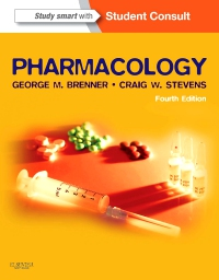 cover image - Evolve Resources for Pharmacology,4th Edition