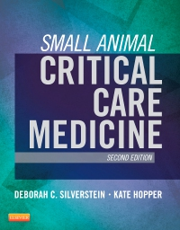 cover image - Small Animal Critical Care Medicine - Elsevier eBook on VitalSource,2nd Edition