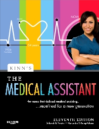 cover image - Kinn's The Medical Assistant - Elsevier eBook on VitalSource,11th Edition