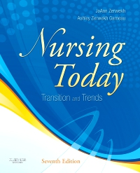 cover image - Nursing Today Elsevier eBook on VitalSource,7th Edition
