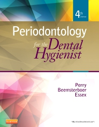 cover image - Periodontology for the Dental Hygienist,4th Edition
