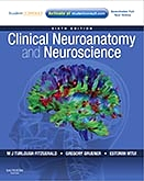 cover image - Evolve Resources for Clinical Neuroanatomy and Neuroscience,6th Edition