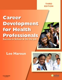 cover image - Career Development for Health Professionals - Elsevier eBook on VitalSource,3rd Edition