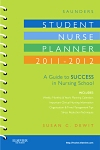 cover image - Evolve Resources for Saunders Student Nurse Planner, 2011-2012,7th Edition