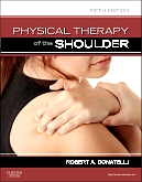cover image - Evolve Resources for Physical Therapy of the Shoulder,5th Edition