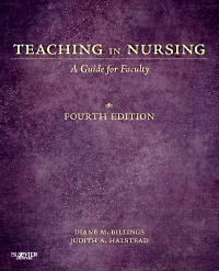 cover image - Teaching in Nursing - Elsevier eBook on VitalSource,4th Edition