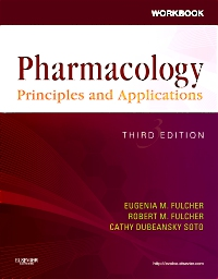 cover image - Workbook for Pharmacology: Principles and Applications,3rd Edition