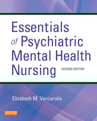 cover image - Essentials of Psychiatric Mental Health Nursing - Elsevier eBook on VitalSource,2nd Edition