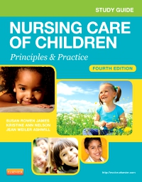 cover image - Study Guide for Nursing Care of Children,4th Edition