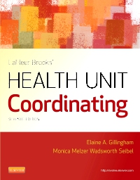 cover image - Evolve Resources for LaFleur Brooks' Health Unit Coordinating,7th Edition
