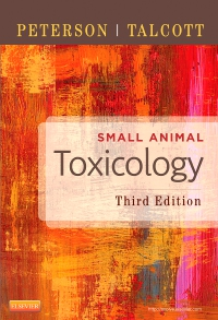 cover image - Small Animal Toxicology, Elsevier eBook on VitalSource,3rd Edition