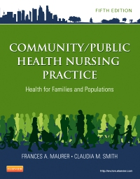 cover image - Community/Public Health Nursing Practice,5th Edition