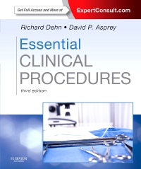 cover image - Essential Clinical Procedures,3rd Edition