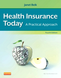 cover image - Health Insurance Today - Elsevier eBook on VitalSource,4th Edition