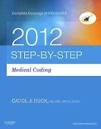 cover image - Step-by-Step Medical Coding 2012 Edition - Elsevier eBook on VitalSource