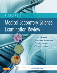 cover image - Elsevier's Medical Laboratory Science Examination Review