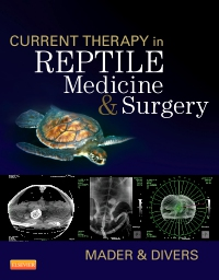 cover image - Current Therapy in Reptile Medicine and Surgery