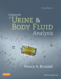 cover image - Fundamentals of Urine and Body Fluid Analysis - Elsevier eBook on VitalSource,3rd Edition