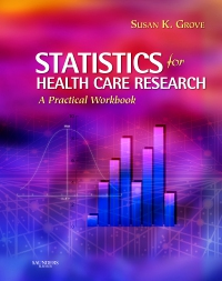 cover image - Statistics for Health Care Research – Elsevier eBook on VitalSource
