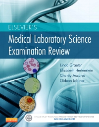 cover image - Evolve Exam Review for Elsevier's Medical Laboratory Science Examination Review