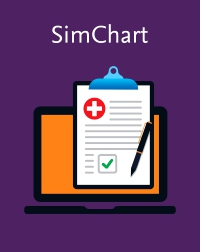cover image - SimChart (1-Year Access Code)