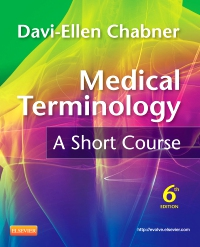 cover image - Medical Terminology: A Short Course - Elsevier eBook on VitalSource,6th Edition