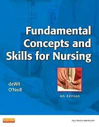 cover image - Evolve Resources for Fundamental Concepts and Skills for Nursing,4th Edition