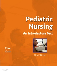 cover image - Pediatric Nursing - Elsevier eBook on VitalSource,11th Edition