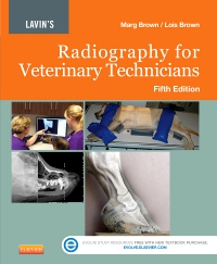 cover image - Lavin's Radiography for Veterinary Technicians,5th Edition