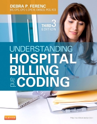 cover image - Understanding Hospital Billing and Coding,3rd Edition
