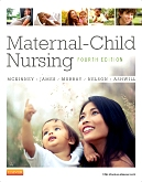 cover image - Evolve Resources for Maternal-Child Nursing,4th Edition