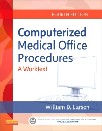 cover image - Computerized Medical Office Procedures,4th Edition